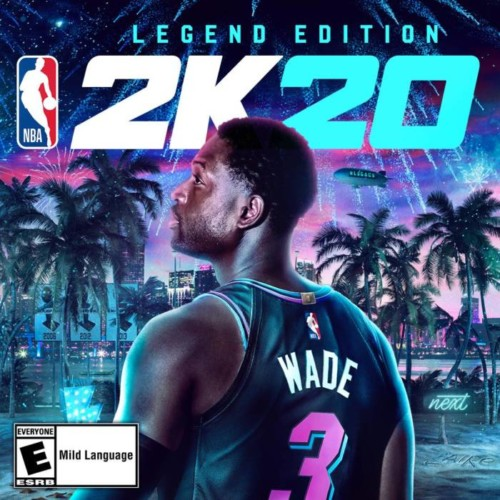 nba-2k-500x500 Lakers Star Anthony Davis & NBA Legend Dwyane Wade Cover #NBA2K20