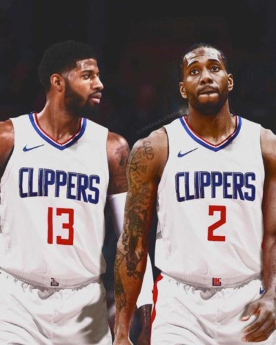 paul-kawhi-400x500 Hollywood Home: Kawhi Leonard Agrees To a 4-Year Deal with the Clippers, Paul George Traded To The Clippers
