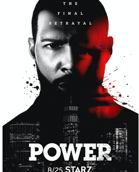 "STARZ RELEASES FIRST FOOTAGE OF ""POWER"" SEASON SIX"