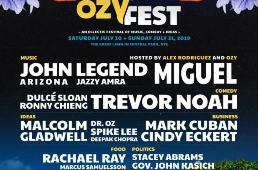 World Cup Winning US Women's Soccer Co-Captain Joins Joh Legend, Miguel & More at OZY Fest 2019 in NYC!