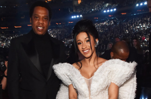 Cardi B Applauds Jay Z's NFL Partnership!