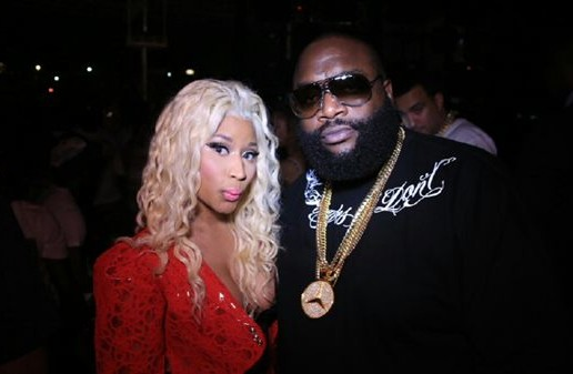 Nicki Minaj Put Rick Ross On Blast!