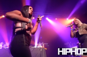 "Rocky Performs ""Time Wasted"" with Raya Rae at Her Sold Out Concert at The TLA Philly"
