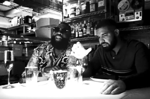 Drake & Rick Ross – Money In The Grave (Video)