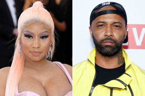 nicki-minaj-joe-budden-500x334 Things Got Heated Between Nicki Minaj & Joe Budden on Queen Radio!
