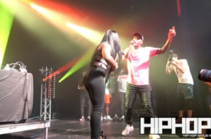 Reef Royalz Performance with Rocky at Her Concert at The TLA