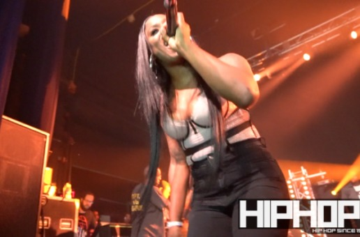 "Rocky Performs ""Fake"" & ""Keeping It Real"" at Her Sold out Concert at The TLA"