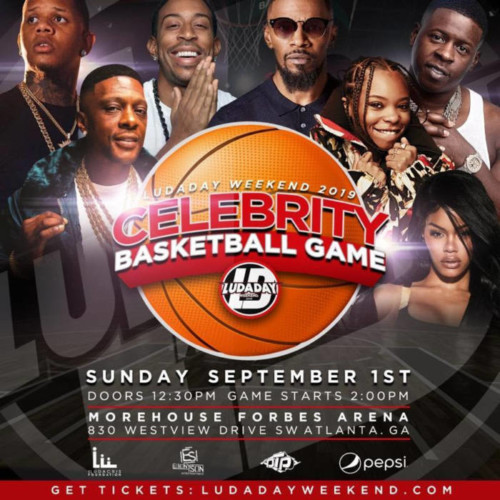 unnamed-8-500x500 Jamie Foxx, Teyana Taylor, John Wall, Lil Boosie and More to Join the 14th Annual LudaDay Weekend Celebrity Basketball Game