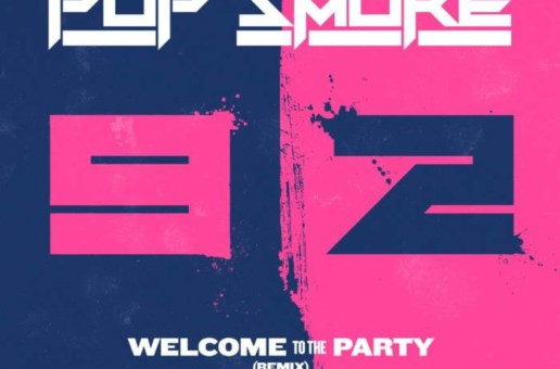 "Nicki Minaj Remixes Pop Smoke's ""Welcome To The Party"""