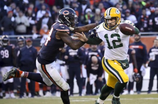 NFL100: Green Bay Packers vs. Chicago Bears (2019 NFL Opening Night) (Predictions)