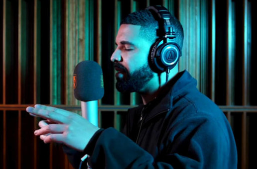 Drake – Behind Barz Freestyle