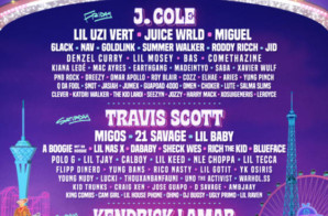 J. Cole, Travis Scott, Kendrick Lamar & More to Headline Day N Vegas Festival in November!