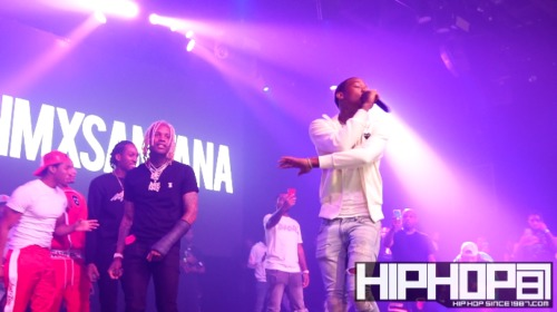 "SIM-SANTANA-LIL-DURK-500x280 Lil Durk Brings Out SimXSantana To Perform ""Flexin N Flashin"" in Philly!!"