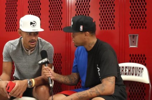 Trae Young Talks the Atlanta Hawks 2019 Draft, Vince Carter's Return, His Offseason Playlist & More (Video)