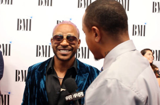 Eric Bellinger Talks Brandy 's Influence on His Career, His Upcoming Album 'Saved By The Bellinger' & More at the 2019 BMI/Hip-Hop Awards (Video)