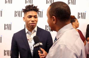 "Choppa Talks His Hit ""Shotta Flow 3"", His Upcoming Album, Social Media Fame & More at the 2019 2019 BMI/Hip-Hop Awards (Video)"