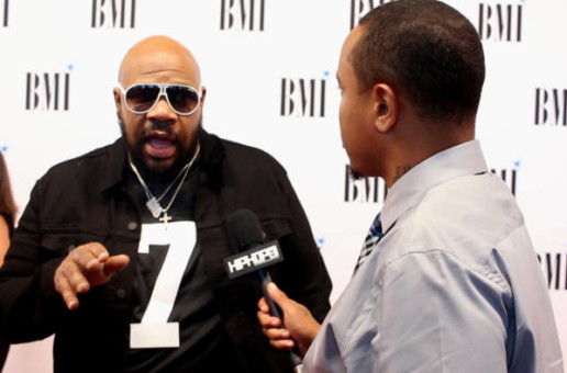 Isaac Hayes III Talks Brandy's Career, the Success of 'Old Town Road' & More at the 2019 BMI/Hip-Hop Awards (Video)