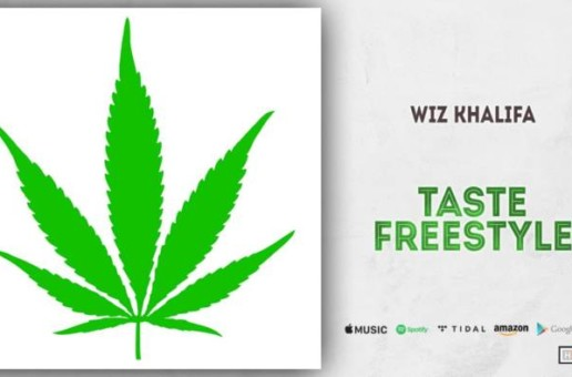 Wiz Khalifa – Taste (Freestyle)