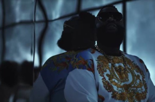 Rick Ross – Gold Roses Ft. Drake (Video)
