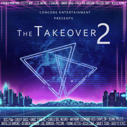 unnamed-2-3-500x500 Concore Entertainment Signs a Global Distribution Deal with Sony; 'The Takeover 2' Project Is On The Way