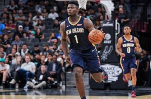 Fly Pelican Fly: Zion Williamson Will Miss a Few Weeks To Begin The Season with Strained Meniscus