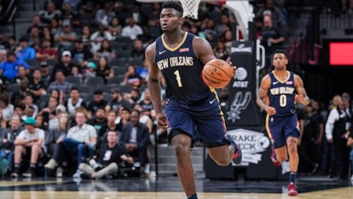 EHLA6RNXYAAaJjr-500x282 Fly Pelican Fly: Zion Williamson Will Miss a Few Weeks To Begin The Season with Strained Meniscus