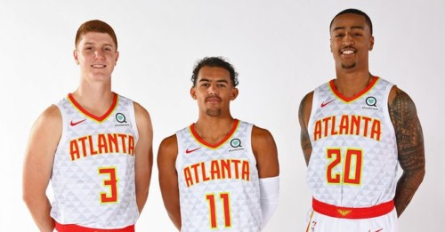 EHQJkG9X0AA5JB4-500x261 #ICYMI: The Atlanta Hawks Have Picked Up Contract Options on Collins, Huerter and Young