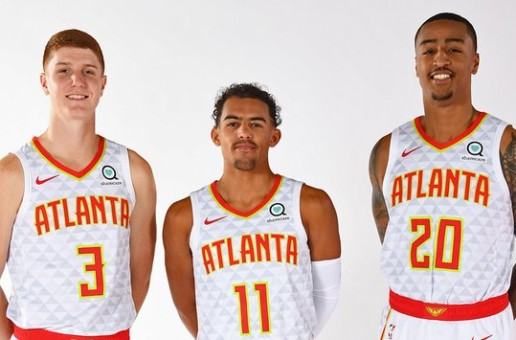#ICYMI: The Atlanta Hawks Have Picked Up Contract Options on Collins, Huerter and Young