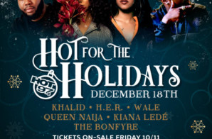 Hot 97 Announces Hot For The Holidays Concert & Lineup! (Video)