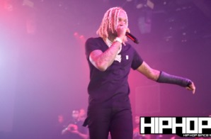 "Lil Durk Performs at His Sold out ""Dope Shows"" Concert in Philly"