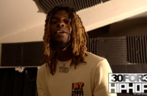 "YNG Brizy ""30 For 30"" Freestyle"
