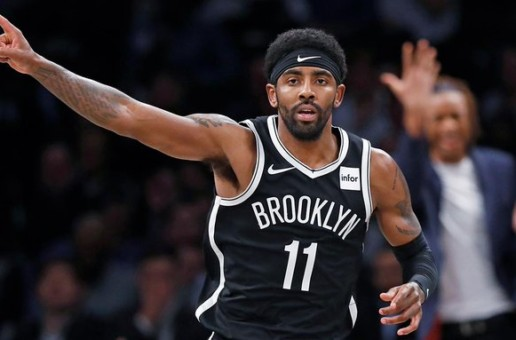 Walking Buckets: Kyrie Irving Drops 50pts in his Brooklyn Nets Debut (Video)
