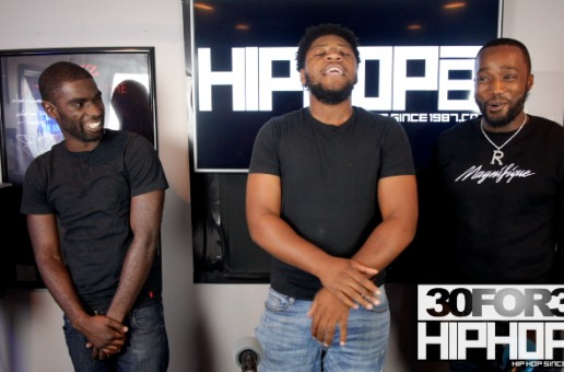 "Bre Woods & Ricky Chase Da Green ""30 For 30"" Freestyle"