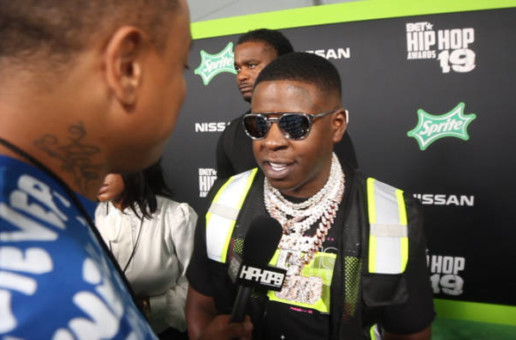Blac Youngsta Talks His Upcoming Project 'Church On Sunday', Lil Kim & More (2019 BET HipHop Awards) (Video)