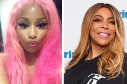 "Wendy Williams Thinks Nicki Minaj is ""Washed Up"""