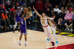 Kings Ransom: Sacramento's Hot Night From Three Point Land Burns The Atlanta Hawks (121-109)