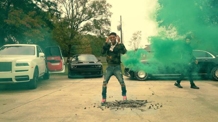 YoungBoy Never Broke Again – Lost Motives