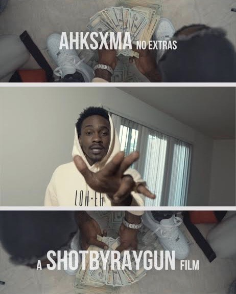 "Rising East Coast Artist, Ahksxma, Teases Fans With New Video, ""No Extras"""