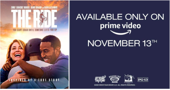 """unnamed-1-16 Inspirational Drama """"The Ride"""" Starring Chris 'Ludacris' Bridges Slated for Digital Release on Amazon Prime Video"""