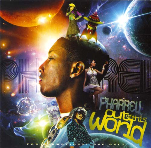 Pharrell – Out Of This World Mixtape
