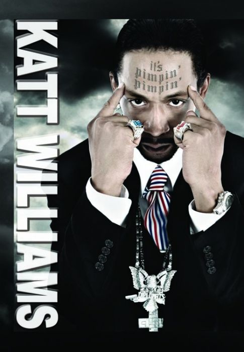 Katt Williams Goes To Warner To Release Audio From DVD