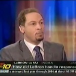 Skip Bayless Says Chris Broussard Sold His Soul to Get Close to Lebron (Video)