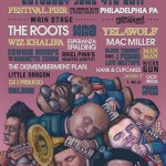 The Roots Picnic Festival 2011 (Nas, Young Gunz, The Roots & Wiz Khalifa Performance) (Video)