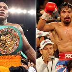 Manny Pacquiao Has Accepted To Fight Floyd Mayweather Jr In May 2012???