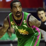 Jr. Smith Breaks Three Pairs Of Ankles In China (Including Stephon Marbury) (CRAZY Video)