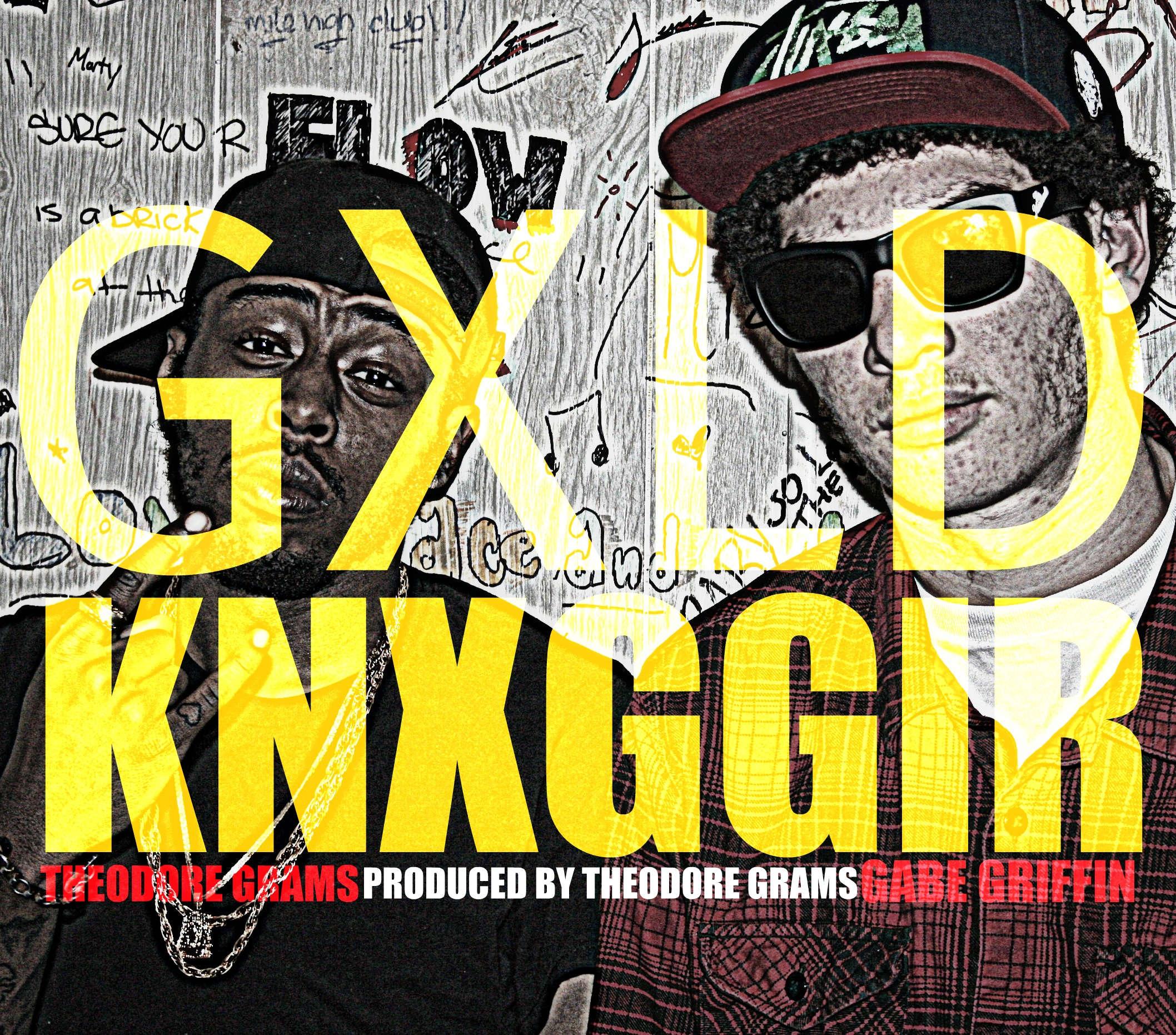 GXLD-KNXGGIR Theodore Grams - Gxld Knxggir Ft. Gabe Griffin (Prod by Theodore Grams)