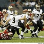NFL Playoffs: Saints vs. 49ers via @Eldorado2452
