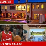 Did You See Chris Paul's $8.5 Million Bel-Air Mansion???