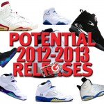 Air Jordan Retro 2012-2013 Potential/ Rumored Releases (Grape 5s, 8s, 6s & More)