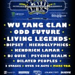 Paid Dues 2012 Lineup Revealed (Wu-Tang, Dipset, Odd Future & More)